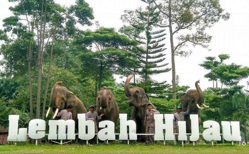 Tempat Rekreasi Anak di Bandar Lampung