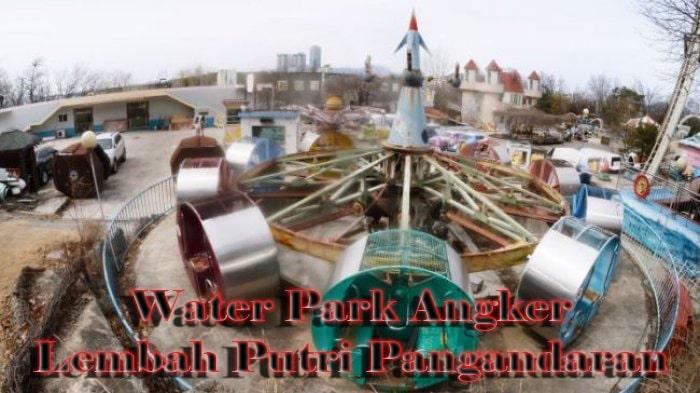 Kisah Horor Water Park Pantai Lembah Putri Pangandaran